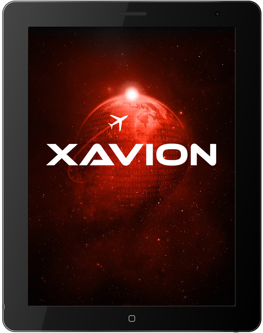 Xavion Loading Screen
