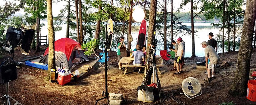 DiscoverSC Camp Set
